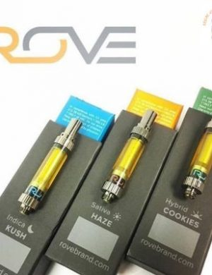 Rove Cartridges Cannabis Oil Vape