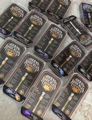 Buy Brass Knuckles Vape Cartridge online