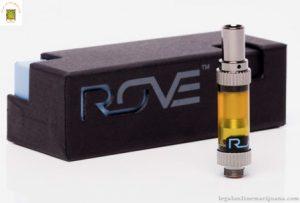 Rove Cartridges Cannabis Oil Vape