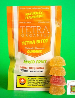Tetra Bites Gummy Candies