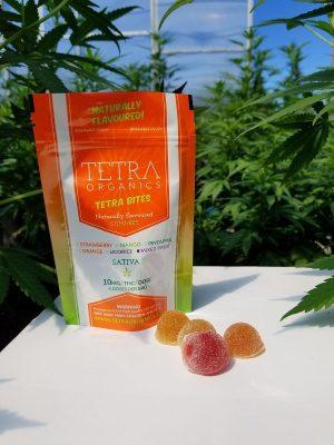 Tetra Bites Gummy Candies