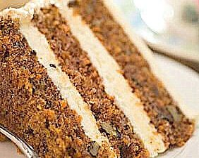 Cannabis Carrot Cake