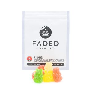 Faded Edibles