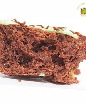 Mint Chip Brownie Cannabis