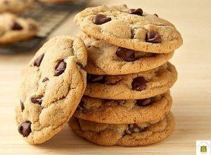 Cannabis Chocolate Chip Cookies