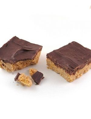 Peanut Butter Bud Bars