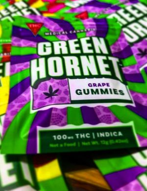 Green Hornet Gummies (Mixed Fruit)