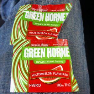 Green Hornet Gummies (Mixed Fruit) Legal Online Cannabis Dispensary