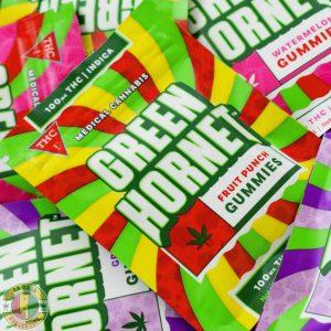 Green Hornet Gummies (Mixed Fruit)