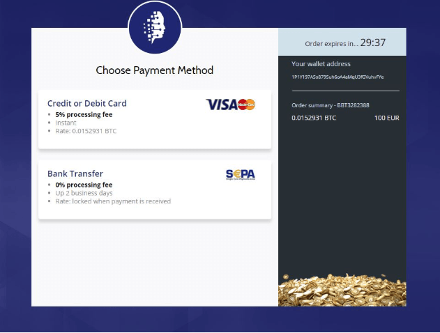 Select Payment Method with coinmama-legalonlinecannabisdispensary.com-locd