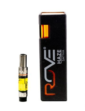 HAZE SATIVA ROVE CARTS