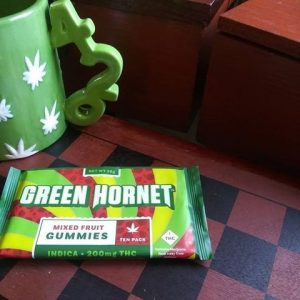 Top Five Negative Effects Of Green Hornet THC Gummies