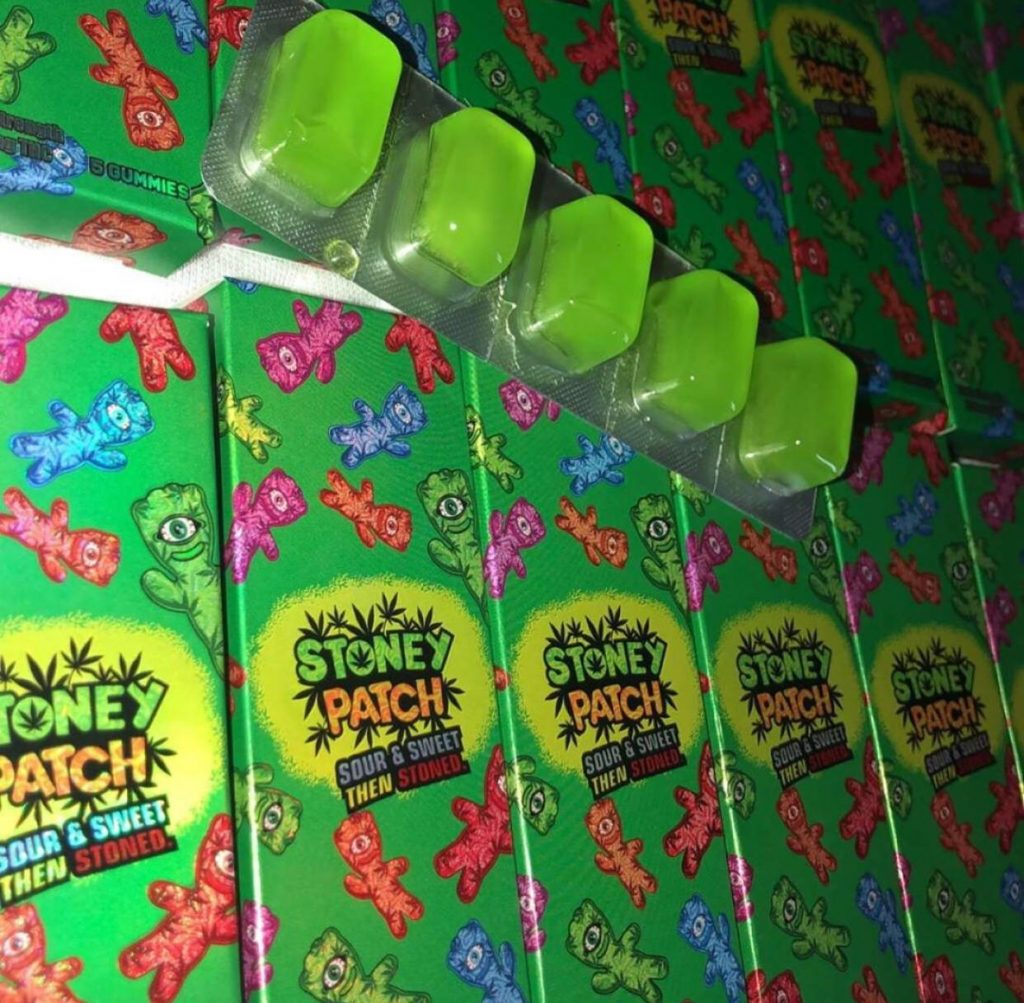Complete STONER PATCH DUMMIES 500mg - Product review Legal Online Cannabis Dispensary