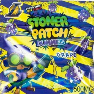 Read more about the article Complete STONER PATCH DUMMIES 500mg – Product review